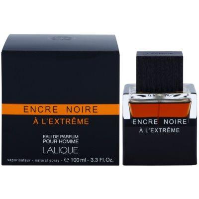 Lalique Encre Noire AL´Extreme парфумована вода для чоловіків