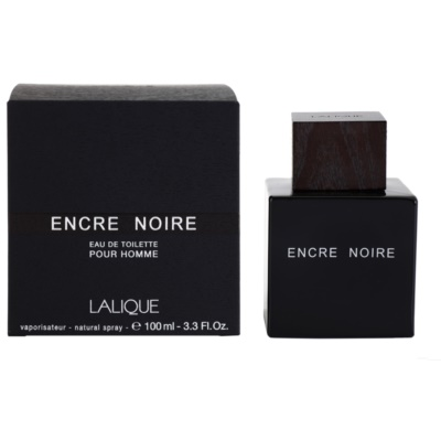 Lalique Encre Noire for Men Eau de Toilette for Men