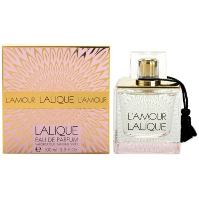 Lalique L´Amour Eau de Parfum for Women