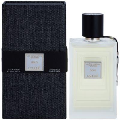 Lalique Gold eau de parfum unisex