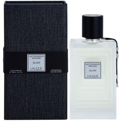 Lalique Silver Eau de Parfum unissexo