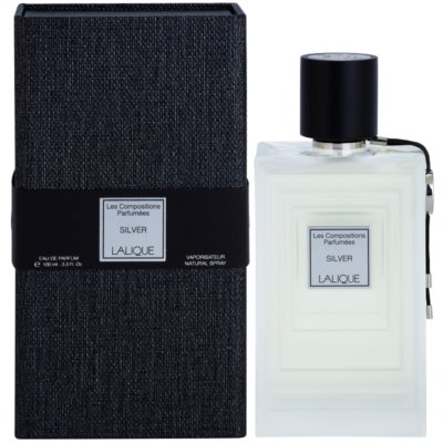 Lalique Silver woda perfumowana unisex