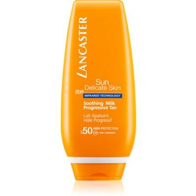 creme solar para pele sensível SPF50