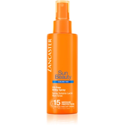 Lancaster Sun Beauty Oil-Free Sunscreen in Spray SPF 15