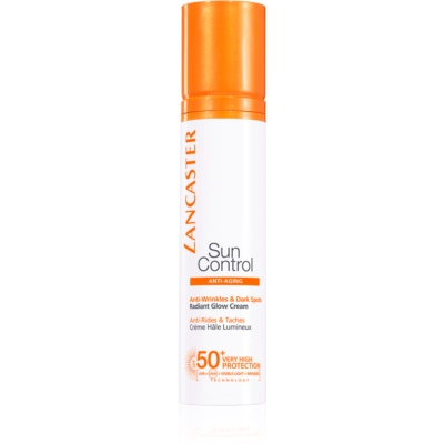 Lancaster Sun Control Anti-Wrinkle Facial Sunscreen SPF 50+