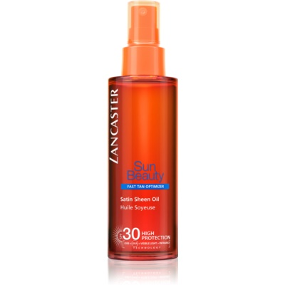 Lancaster Sun Beauty Dry Sunscreen Oil in Spray SPF 30