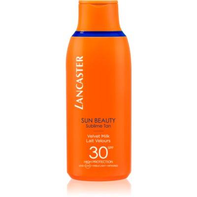 Lancaster Sun Beauty lait solaire SPF 30