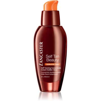 Self-Tanning Concentrate for Face