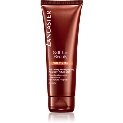 Lancaster Self Tan Beauty gel autoabbronzante per corpo e viso