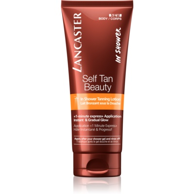 Lancaster Self Tan Beauty Self-Tanning Shower Lotion For Gradual Tan