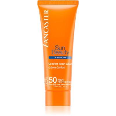 Lancaster Sun Beauty Zonnebrandcrème voor Gezicht  SPF 50