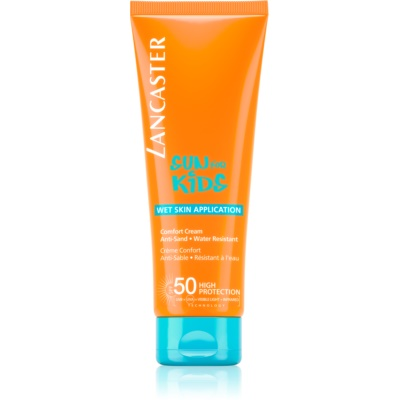 Lancaster Sun For Kids crema abbronzante waterproof SPF 50