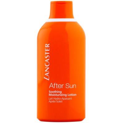 hydratisierende Milch nach dem Sonnenbad für Körper und Gesicht
