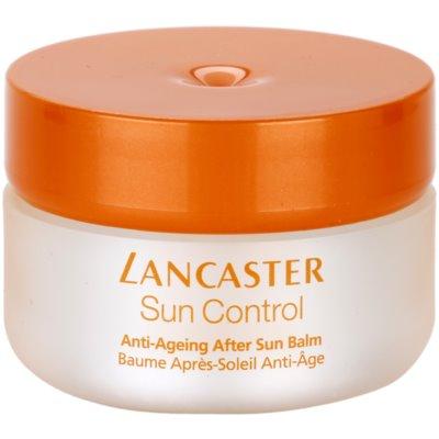 balsam po opalaniu przeciw starzeniu się skóry