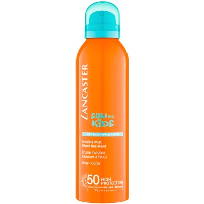 Lancaster Sun For Kids spray abbronzante waterproof SPF 50