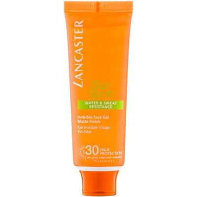 Lancaster Sun Sport gel protector de rostro SPF 30