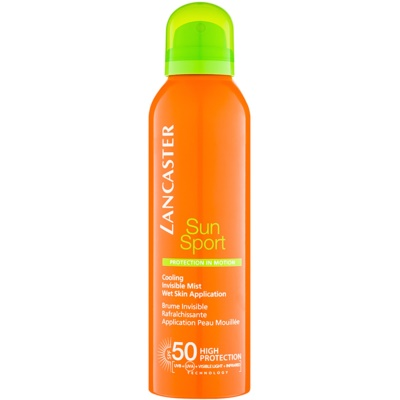 Cooling Invisible Mist SPF 50