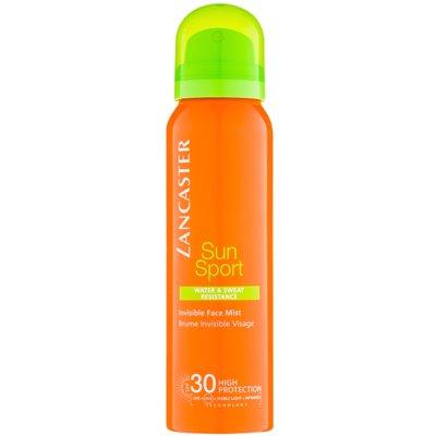 spray bronzant pentru față SPF 30