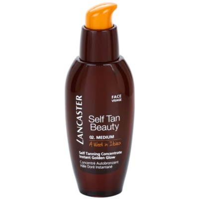 Lancaster Self Tan Beauty concentrado autobronceador para piel