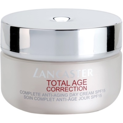 crème de jour anti-âge SPF 15