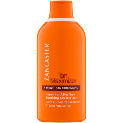 Lancaster Tan Maximizer Reparing After Sun