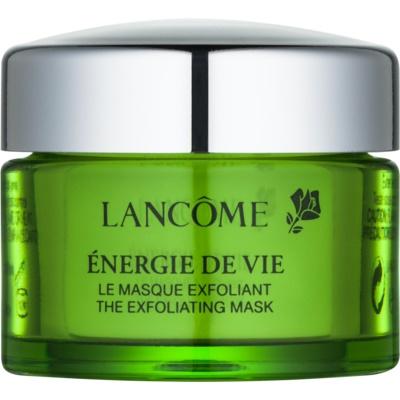 Lancôme Énergie De Vie máscara esfoliante para todos os tipos de pele inclusive sensível