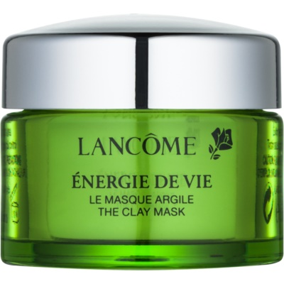 Lancôme Énergie De Vie máscara de limpeza com argila