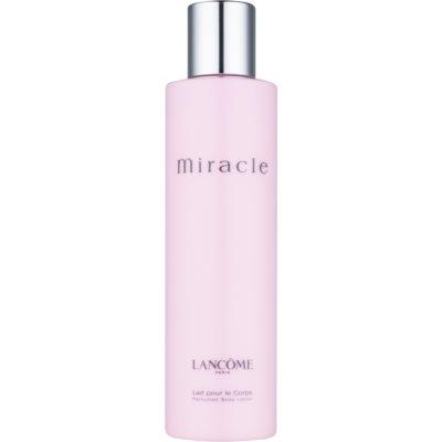 Lancôme Miracle молочко для тіла для жінок