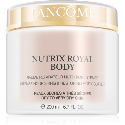 Lancôme Nutrix Royal Body Intensely Nourishing and Renewing Cream For Dry To Very Dry Skin