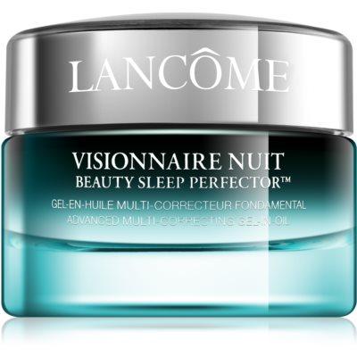 Lancôme Visionnaire Nuit nočna gelasta krema za vlaženje in glajenje kože