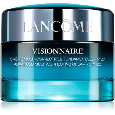 Lancôme Visionnaire crème correctrice pour lisser les contours et illuminer la peau SPF 20