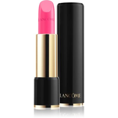 Lancôme L'Absolu Rouge Lipstick For Full Lips With Moisturizing Effect