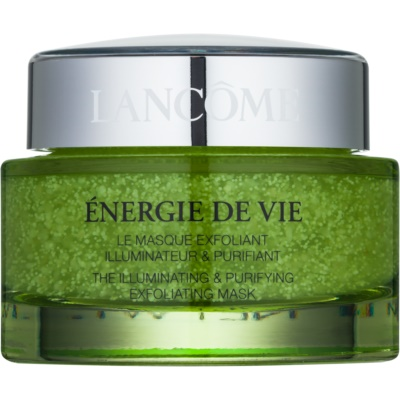 Lancôme Énergie De Vie Cleansing Mask for All Types of Skin Including Sensitive Skin