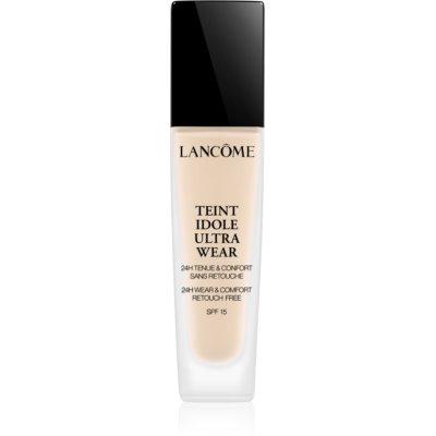 Lancôme Teint Idole Ultra Wear podkład o przedłużonej trwałości SPF 15
