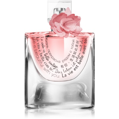 """Lancôme La Vie Est Belle """"With You"""" Eau de Parfum for Women   Mother's Day - Limited Edition"""