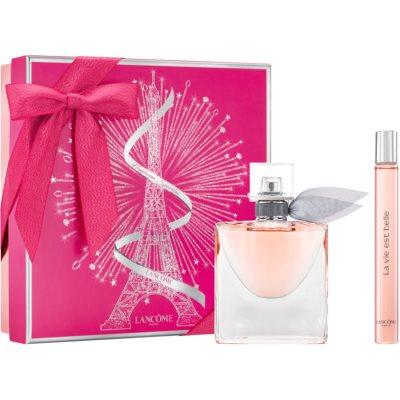 Lancôme La Vie Est Belle Geschenkset XI. Eau de Parfum 50 ml + Eau de Parfum 10 ml