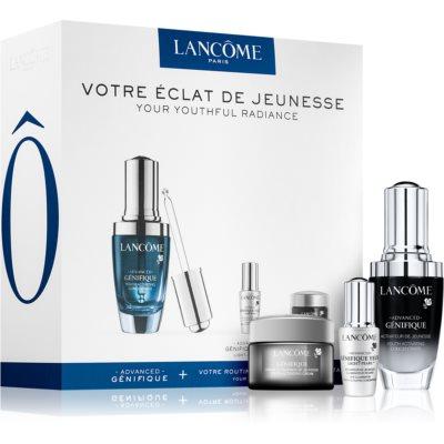 Lancôme Génifique Advanced coffret I. (para rejuvenescimento da pele) para mulheres
