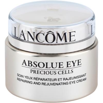 cuidado de olhos regenerador e reparador