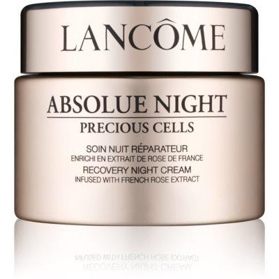 Lancôme Absolue Night Precious Cells crème de nuit régénératrice anti-rides  pour peaux sèches