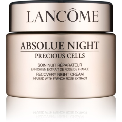 Recovery Night Cream Infused With French Rose Extract