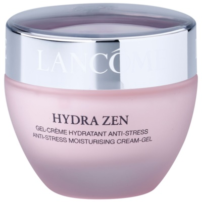 gel-crème hydratant anti-stress