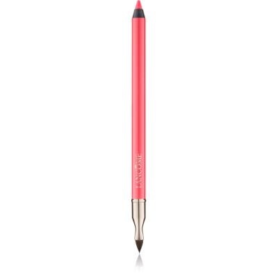 Lancôme Le Lip Liner водостійкий контурний олівець для губ  зі щіточкою
