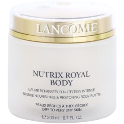 Lancôme Nutrix Royal intensywny krem odżywczy i regenerujący do skóry suchej i bardzo suchej