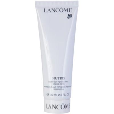 Lancôme Nutrix crema de noche reparadora  para pieles secas