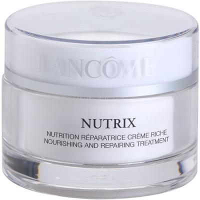 Lancôme Nutrix regenerierende und hydratisierende Creme für trockene Haut