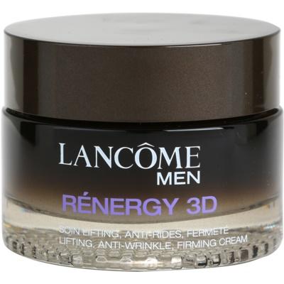 Lancôme Men Rénergy 3D ujędrniający przeciwzmarszczkowy krem na dzień dla mężczyzn