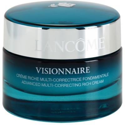 Lancôme Visionnaire crème hydratante intense anti-rides pour peaux sèches