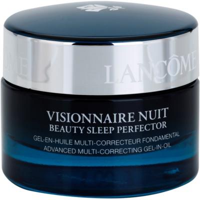 Lancôme Visionnaire noční gelový krém pro hydrataci a vyhlazení pleti