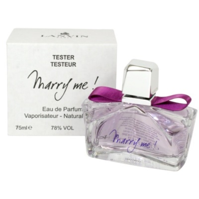 eau de parfum teszter nőknek 75 ml