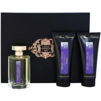 L'Artisan Parfumeur Mure et Musc Extreme coffret cadeau I.